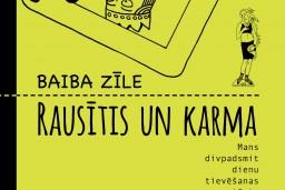 Viegls, krāsains un aizraujošs latviešu rakstnieces tievēšanas stāsts