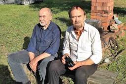 """Dzejnieka un dziesmu tekstu autora Vika 80 gadu jubilejas koncerti """"Kalniņš & Kalniņš / Vikam 80"""""""
