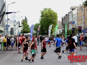 """""""Ghetto Games"""" izdaiļo Daugavpils sporta un mūzikas svētkus"""