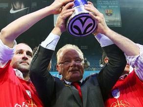 """Ivkovičs kā uzvarētājs atstāj """"Olympiacos"""""""