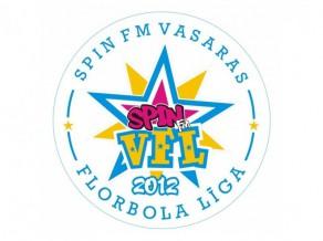 """""""SPIN FM Vasaras Florbola līgā 2012"""" saspringta nedēļa"""