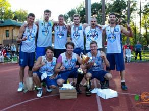 """Byko komanda plūc uzvaras laurus """"VVL 2013"""" basketbolā"""