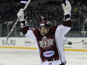 """""""Dinamo"""" labākais starts kluba vēsturē - trešā uzvara pēc kārtas"""
