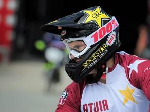 Latvijas BMX trio Argentīnā aizvadīs pasaules kausa 4.posmu superkrosā