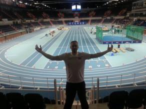 Grēniņš guvis divas medaļas Eiropas vājdzirdīgo un nedzirdīgo čempionātā telpās