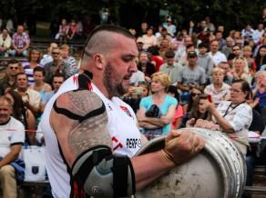 Pirmo reizi Latvijā notiks spēkavīru <i>strongatlons</i>