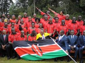 SOK aptur finansējumu Kenijas olimpiešiem, iespējama diskvalifikācija