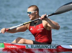 Pasaules vicečempions Rumjancevs septītais Eiropas čempionātā