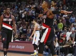 NBA nedēļas labākie - Lilards un Vaitsaids