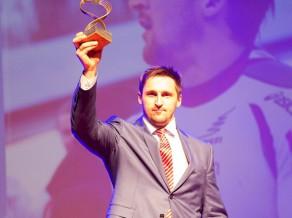 Melbārdis un Aleksejeva iegūst gada balvas Valmierā