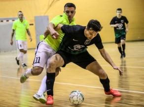 ''Petrow'' negaidīti izkrīt no telpu futbola kausa izcīņas