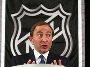 NHL vēlas aizvadīt spēles arī Ķīnā