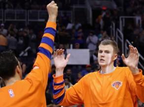 """Porziņģis pret topošo gada debitantu jeb """"Knicks"""" iespēja Filadelfijā"""