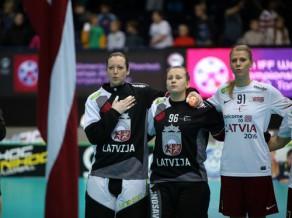 Paziņots sieviešu izlases sastāvs PČ kvalifikācijas turnīram
