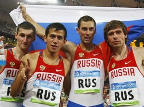 24 krievu vieglatlētiem jāatdod olimpiskā medaļa, atdevis tikai viens
