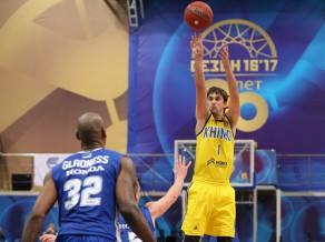 ''Astana'' veic lielisku atspēlēšanos, taču nervozā galotnē piekāpjas ''Khimki''