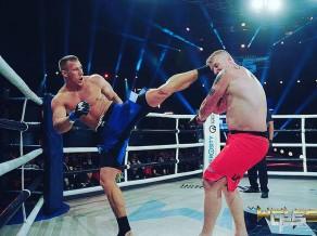 Kikbokseris Kristaps Zīle aizvadīs cīņu ar lietuvieti Žigimantu Maski