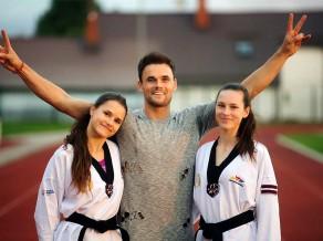 Māsas Tarvidas saņem Latvijas licences un startēs U21 EČ