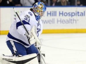 """Uz """"Lightning"""" aizmainītais vārtsargs Budajs grasās pārcelties uz KHL"""