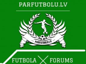 parfutbolu.lv - jauns futbola forums!