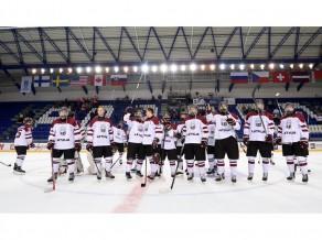 Nākamais U-18 izlases pārbaudījums - pret Somiju