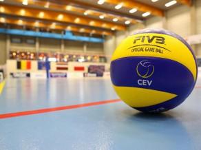 Latvijas U-18 volejbolisti ar uzvaru sāk Eiropas čempionāta kvalifikāciju