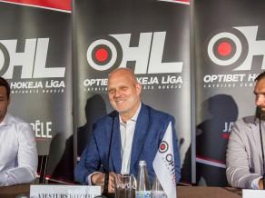 <i>Optibet</i> Hokeja līgas ambīcijas - kļūt par Latvijas apmeklētāko čempionātu