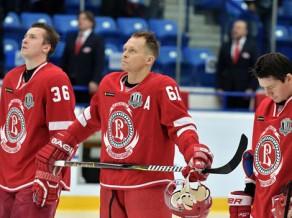"""""""Dinamo"""" izbraukuma turpinājumā pret mūžam jauno Afinogenovu un """"Vityaz"""""""