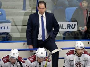 """Rietumu pastarīšu duelis: """"Dinamo"""" viesos pie treneri atlaidušā """"Slovan"""""""