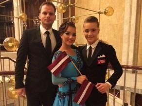 Latvija atgriežas pusfinālā pasaules čempionātā Junioriem 10 dejās