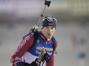Rastorgujevam un Muižniekam starts biatlona sprintā