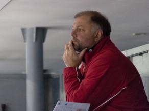 """Kuļibaba: """"Mums bija iespēja salīdzināt Latvijas hokeja līmeni ar Zviedrijas"""""""