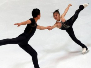 Ziemeļkorejas daiļslidotājiem labas cerības piedalīties Phjončhanas olimpiskajās spēlēs