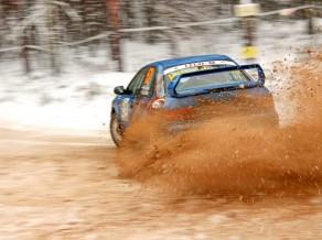 Alūksnes rallijā startēs Eiropas čempions un WRC ekipāža