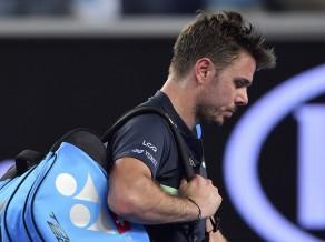 """Vavrinkas neveiksmīgā atgriešanās turpinās ar zaudējumu """"Futures"""" līmeņa tenisistam"""