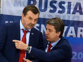 SKA un Krievijas izlase atvadās no Znaroka un Vītoliņa, vietā stājas Vorobjovs