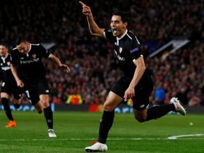 """Sevilla"" pelnīti izsit <i>skumju</i> futbolu rādošo ""Manchester United"""