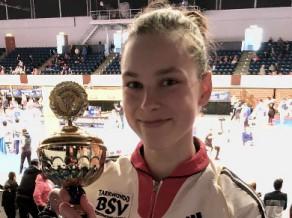 Jolanta Tarvida triumfē pasaules reitinga turnīrā Hamburgā