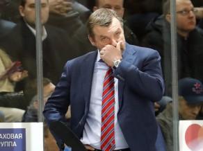 Znaroks SKA zaudējumā vaino olimpiskās spēles, Dacjuks un Kovaļčuks nepiekrīt