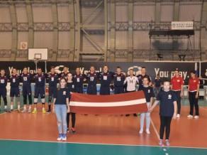 U20 volejbola izlase iekļūst EČ kvalifikācijas izšķirošajā kārtā