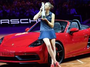 Štutgartē uzvar Pliškova, izcīnot desmito WTA titulu