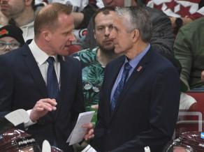 """A. Ābols: """"Nesagaidīsiet, ka nostāsimies aizsardzībā. Hokejs būs aktīvs"""""""
