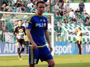 """Ikaunieks spēlē visu maču, """"Vysočina"""" zaudē Čehijas galvaspilsētas komandai"""