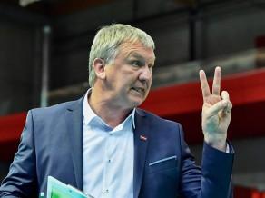 """Kēls pēc 3-0 uzvaras Maķedonijā: """"Ja nebūtu riskējuši, zaudētu ar 17 vai 18 punktiem"""""""