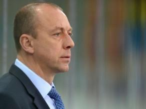 "Skabelka kļuvis par ""Barys"" un Kazahstānas izlases galveno treneri"