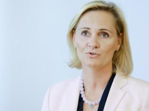 Broka kandidē uz Starptautiskās Biatlona federācijas prezidentes amatu