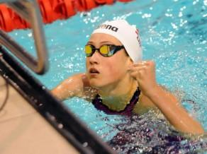 15 gadus vecā Maļuka turpina labot Latvijas rekordus peldēšanā