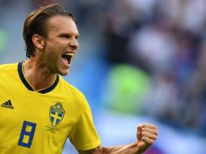 Zviedrijas izlases pussargs Ēkdals pirms ceturtdaļfināla ar Angliju guvis traumu