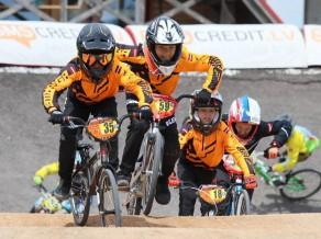"""""""SMScredit.lv BMX čempionāta"""" sezona ar piektā posma sacensībām turpināsies Madonā"""