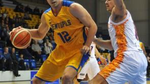"""BK """"Ventspils"""" FIBA Eiropas kausā pārspēj Polijas komandu"""